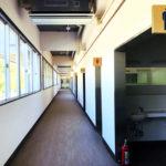 吉野川市中山間地域交流拠点廊下2
